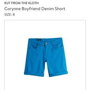 KUt from the Kloth  Bermuda Short